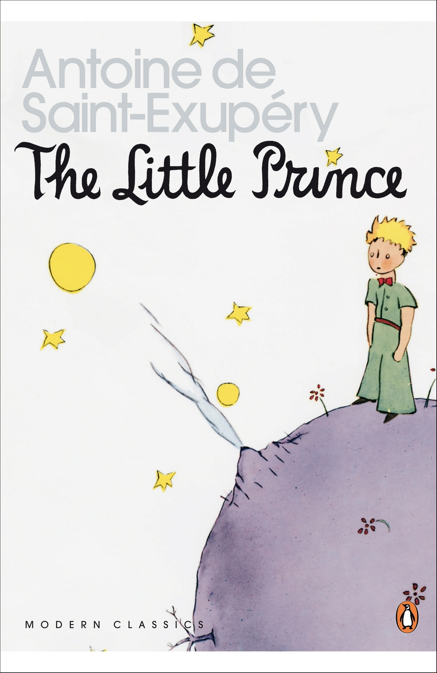 The Little Prince & Letter to a Hostage by Antoine de Saint-Exupery, ISBN: 9780141185620