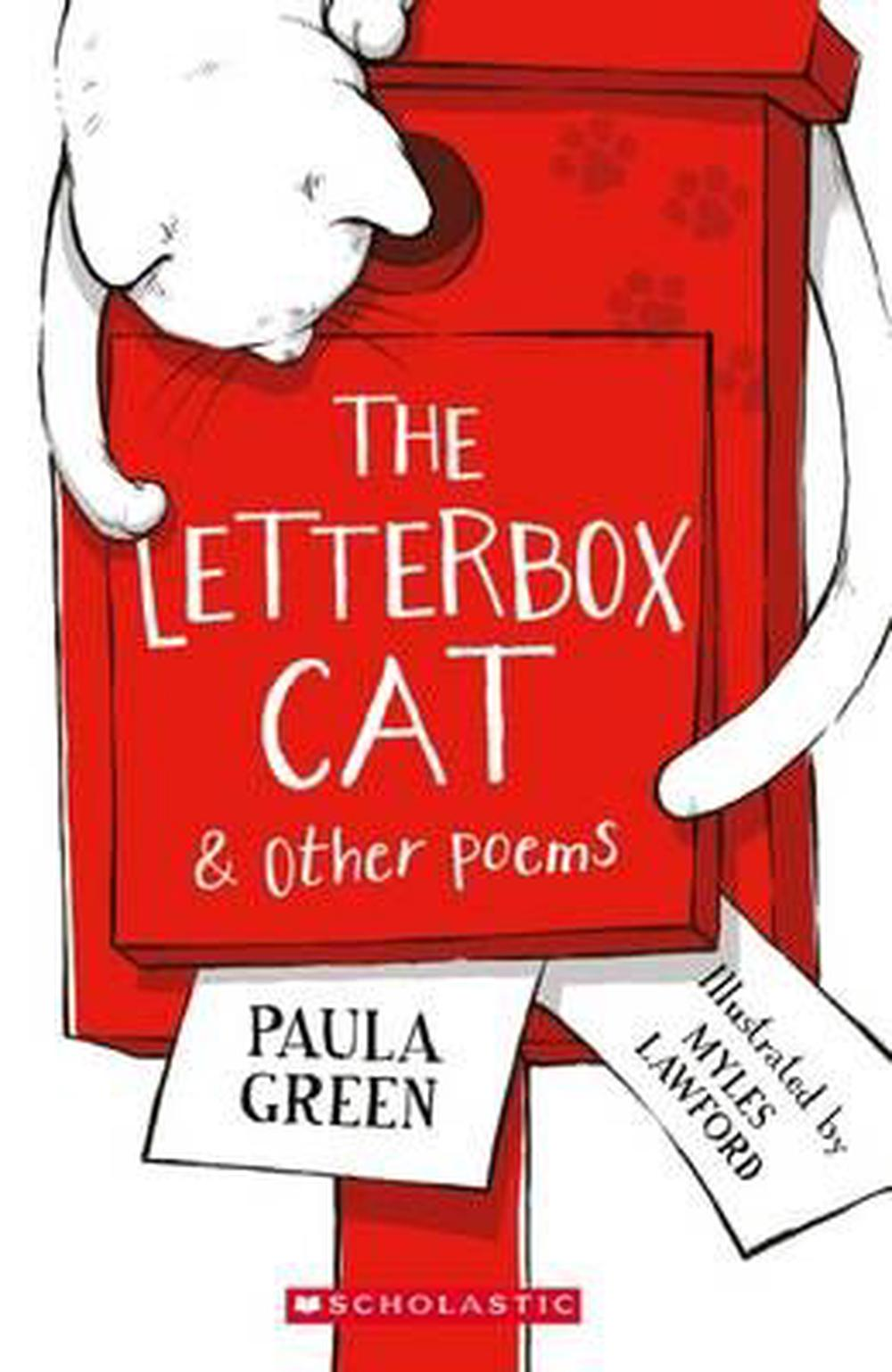 Cover Art for The Letterbox Cat & Other Poems, ISBN: 9781775432234