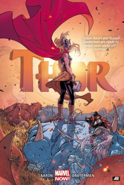 Thor by Jason Aaron & Russell Dauterman by Marvel Comics, ISBN: 9781302900670