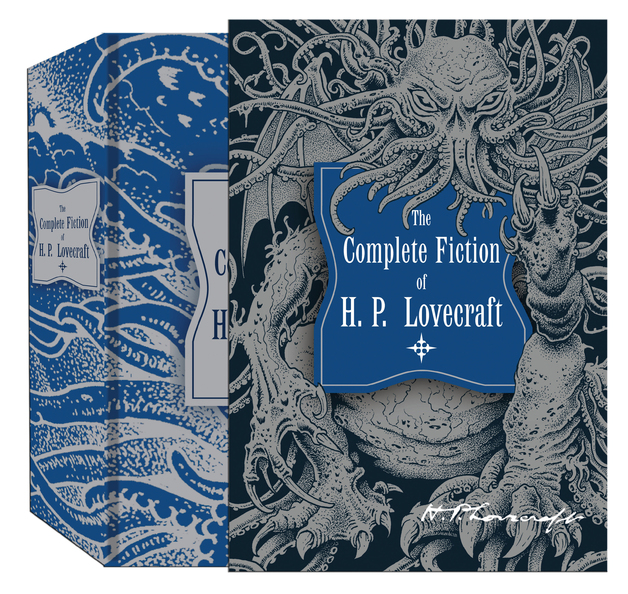 Complete Works of H. P. Lovecraft (Knickerbocker Classics)