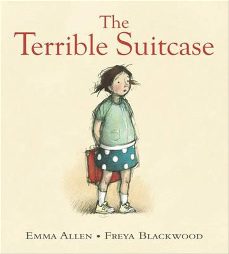 The Terrible Suitcase (Hardcover) by Emma Allen, ISBN: 9781862919402