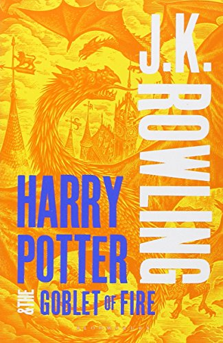 Harry Potter And The Goblet Of Fire (Book 4, Audio)