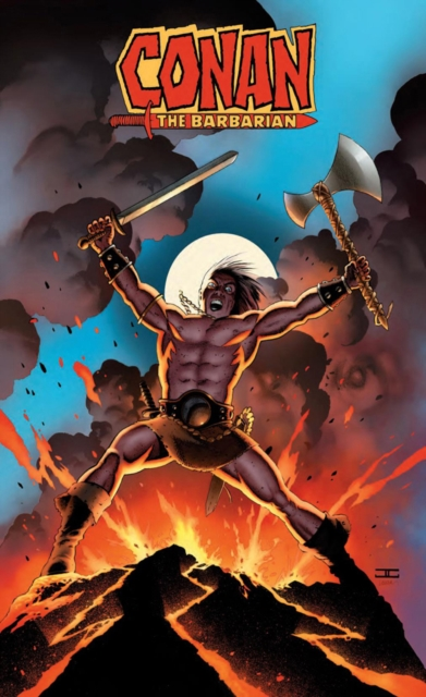 Savage Sword of Conan: The Original Marvel Years Omnibus Vol. 1 by Roy Thomas, ISBN: 9781302915322