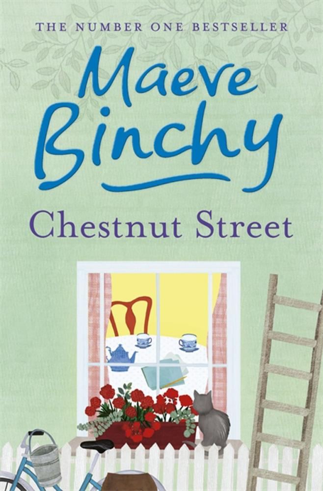 Chestnut Street by Maeve Binchy, ISBN: 9781409151791