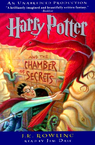 Harry Potter and the Chamber of Secrets by Rowling, J. K./ Dale, Jim (NRT), ISBN: 9780807282069