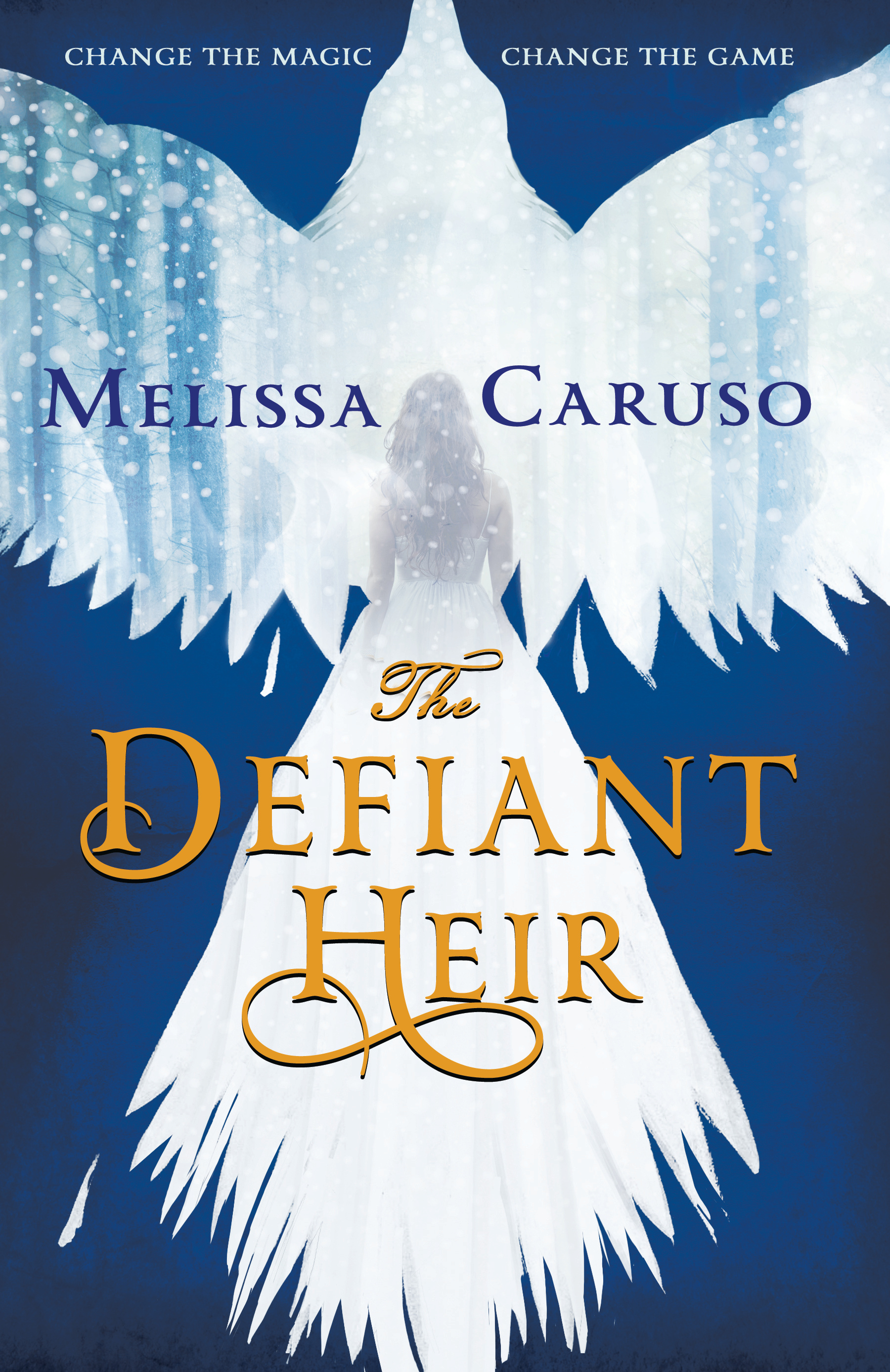 The Defiant Heir (Swords and Fire) by Melissa Caruso, ISBN: 9780356510620