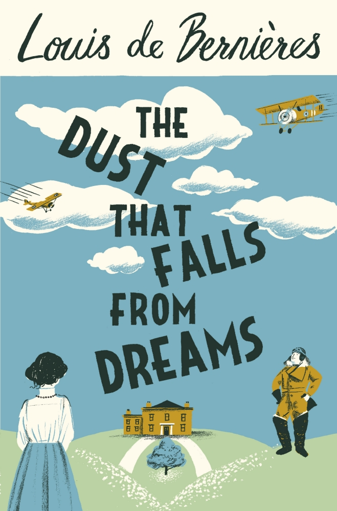 Cover Art for The Dust that Falls from Dreams, ISBN: 9781846558764