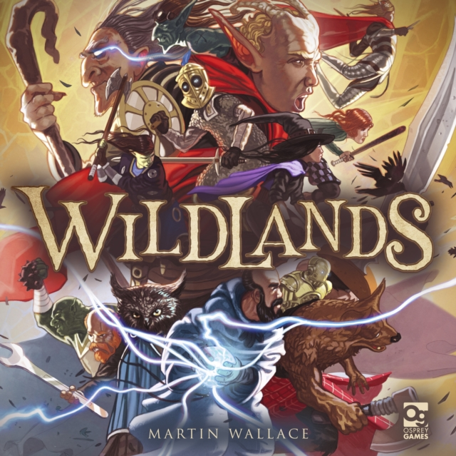 WildlandsScoundrels & Scavengers: Four-Player Core Set