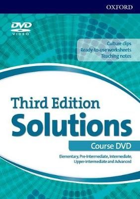 Solutions: Elementary-Advanced (all levels): DVD: Leading the way to success