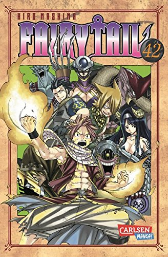 Fairy Tail, Band 42 by Hiro Mashima, ISBN: 9783551797421