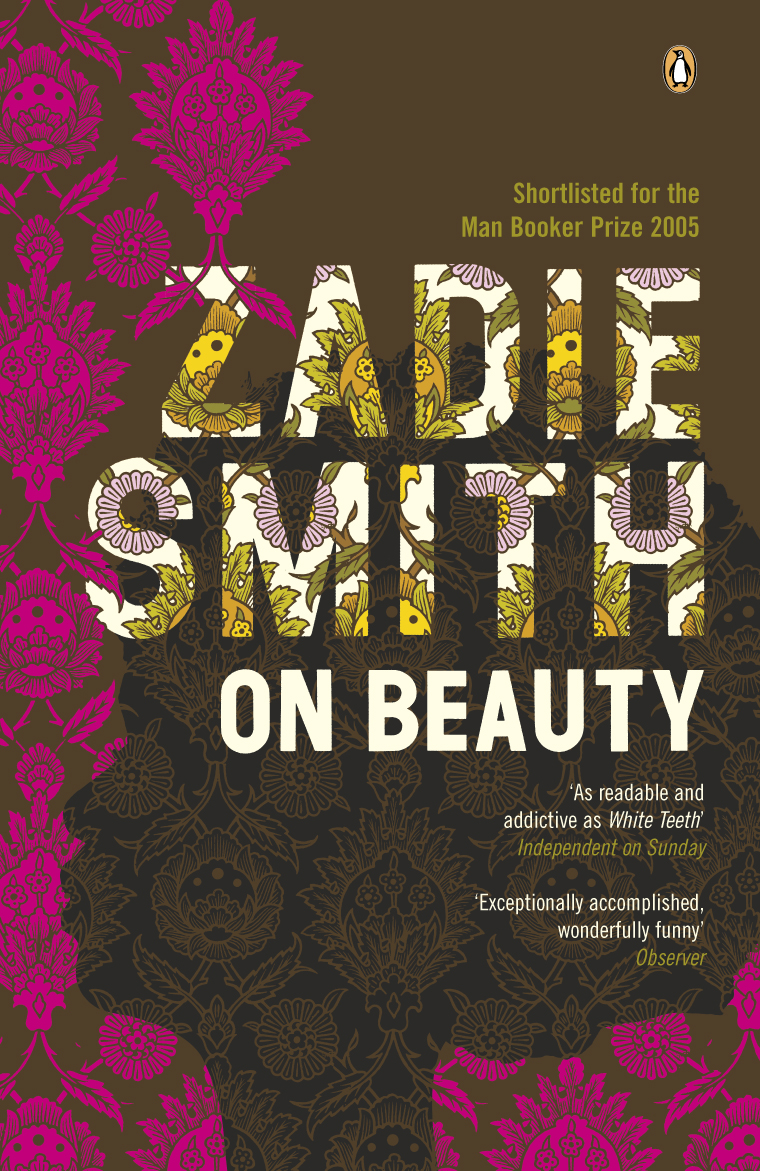 On Beauty by Zadie Smith, ISBN: 9780141019451