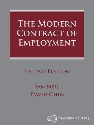 Modern Contract of Employment 2e