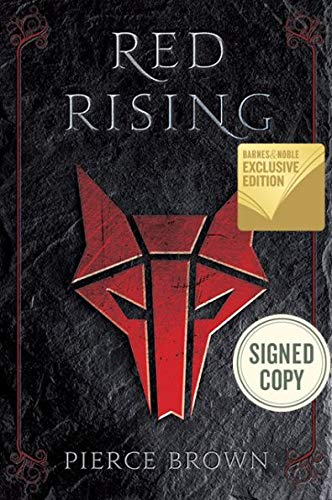 Red Rising (Signed B&N Exclusive Book) (Red Rising Series #1)