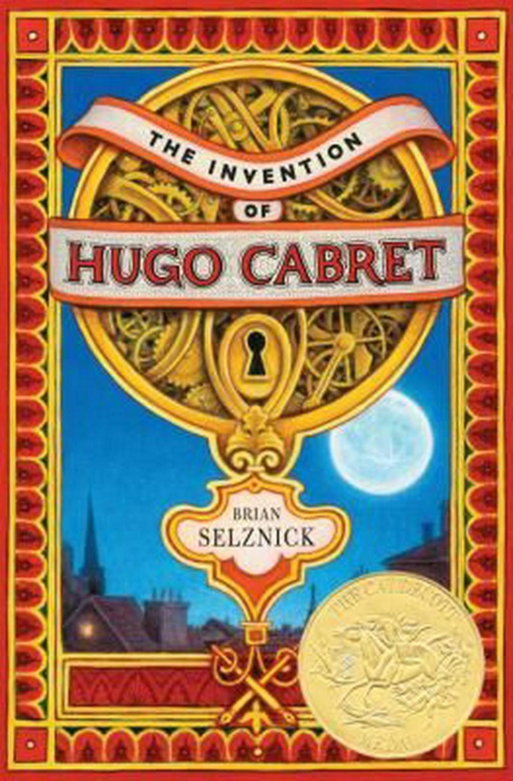 The Invention of Hugo Cabret by Brian Selznick, ISBN: 9780439813785
