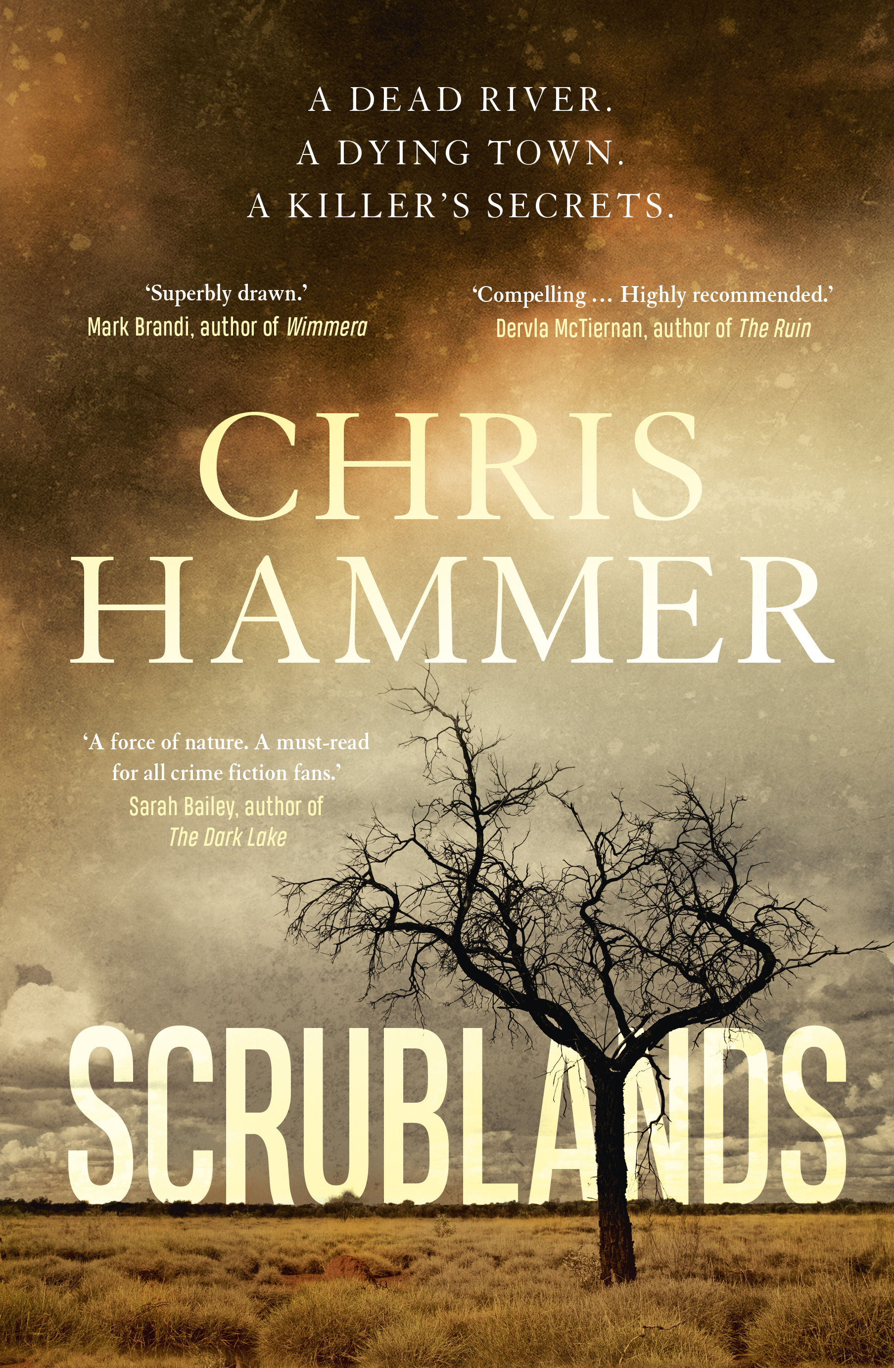 Scrublands by Chris Hammer, ISBN: 9781760632984