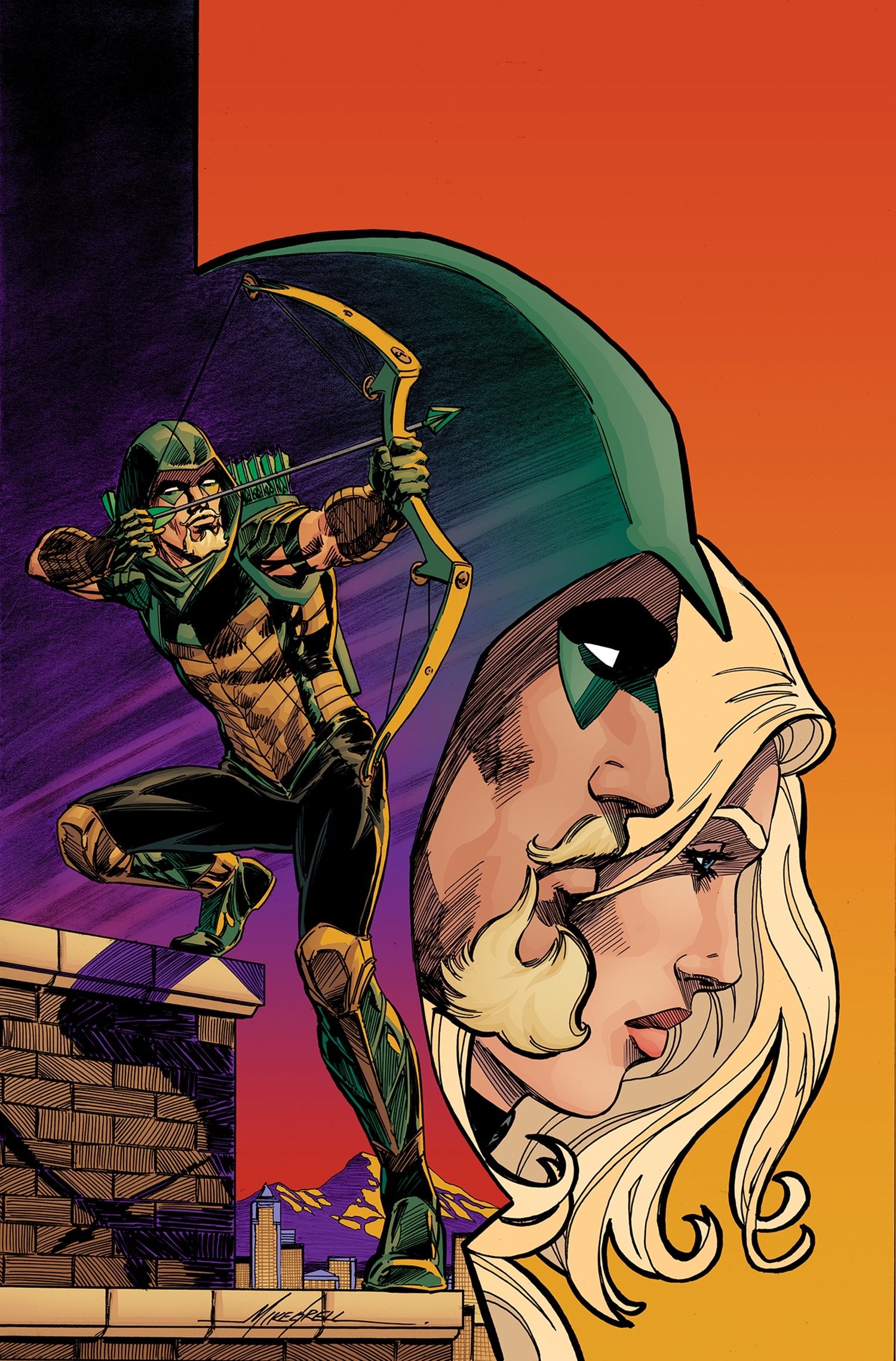 Green Arrow Vol. 6 (Rebirth) (Green Arrow - Rebirth) by Benjamin Percy, ISBN: 9781401281717