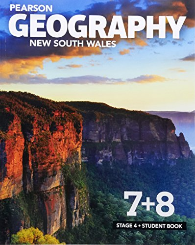 Pearson Geography New South Wales Stage 4 Student Book with Reader+