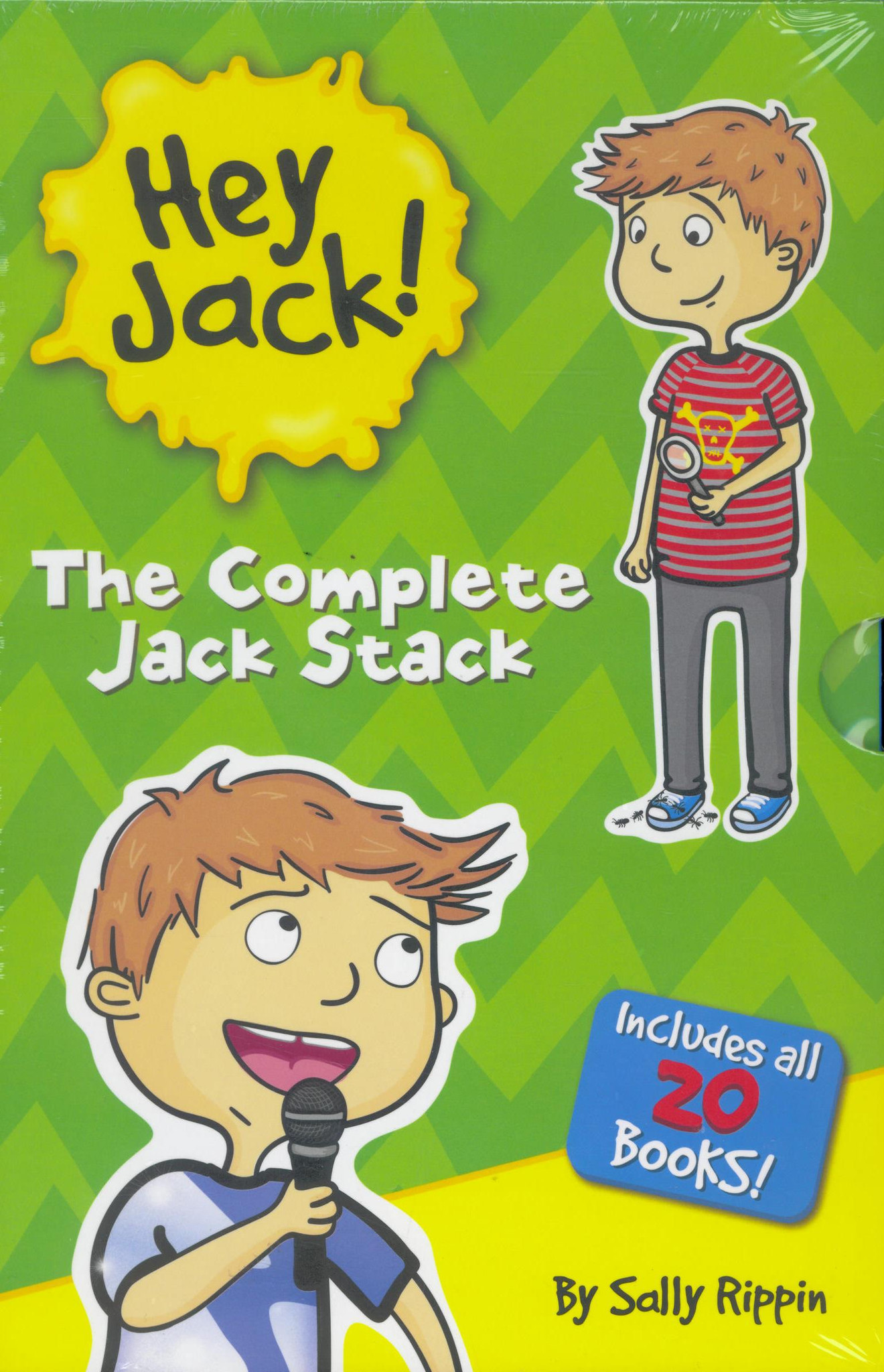 Hey Jack! Complete Collection 20 b