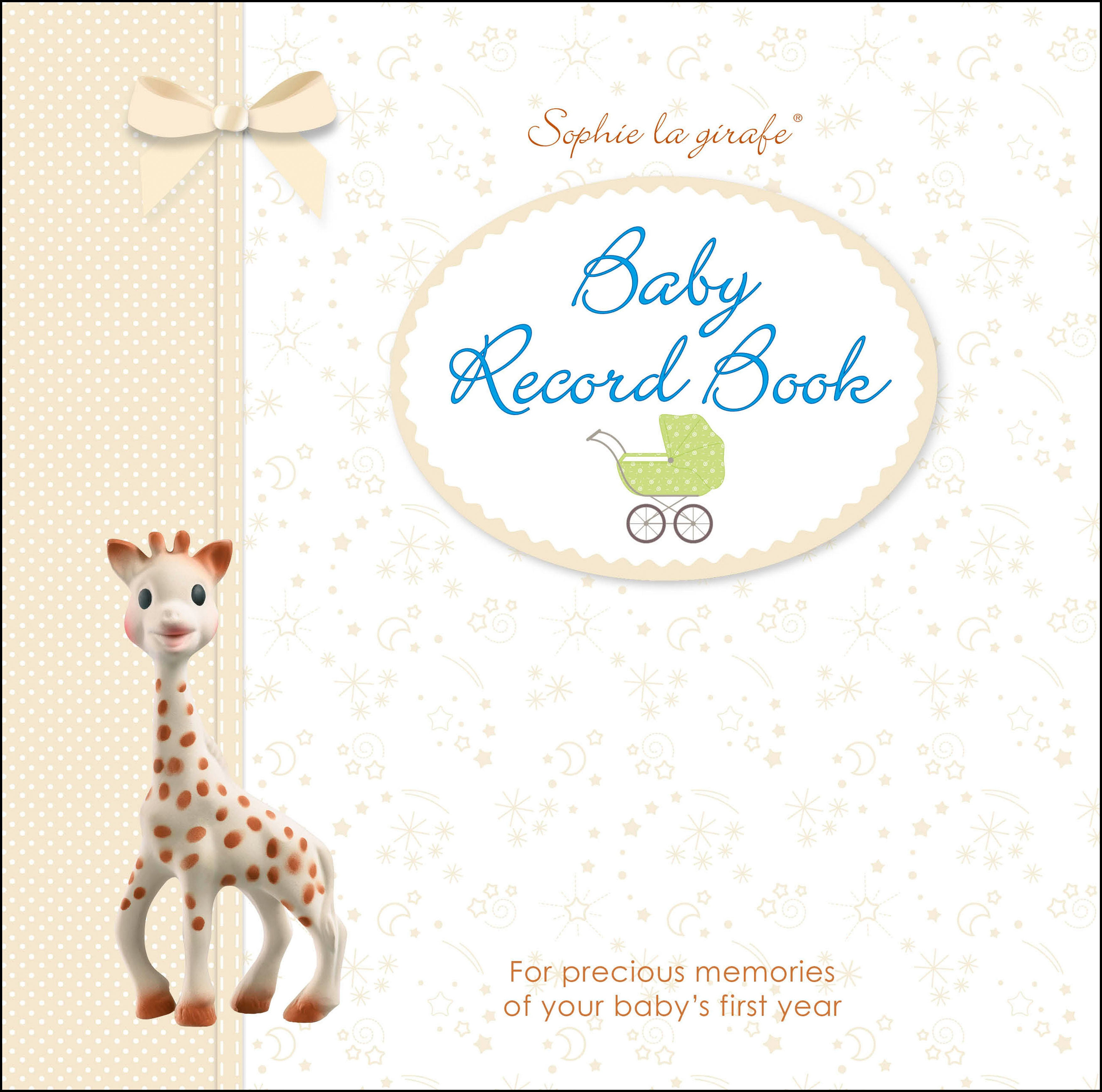 Sophie's Baby Record Book by Dorling Kindersley, ISBN: 9780241237663