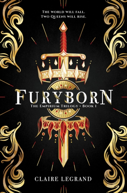 Furyborn (Empirium Trilogy) by Claire Legrand, ISBN: 9781492656623
