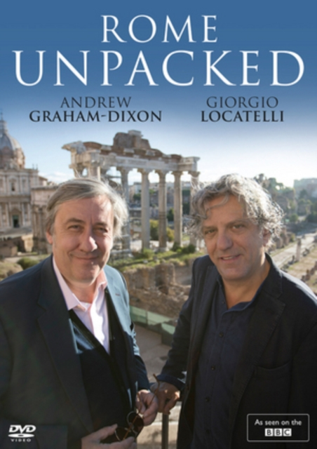 Rome Unpacked (BBC) [DVD] by Spirit Entertainment, ISBN: 5060352304442