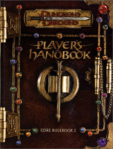 Dungeons and Dragons Player's Handbook