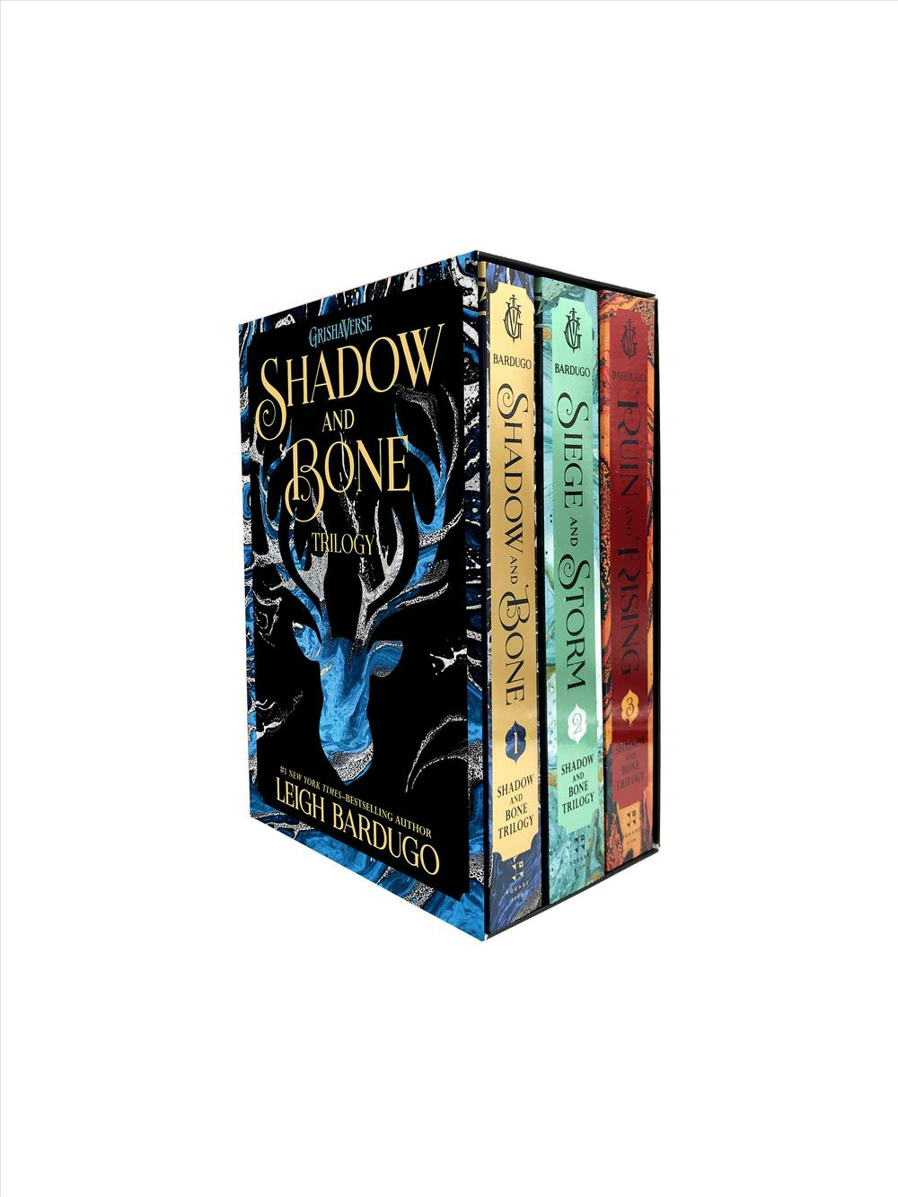 The Shadow and Bone Trilogy Set: Shadow and Bone / Siege and Storm / Ruin and Rising by Leigh Bardugo, ISBN: 9781250196231