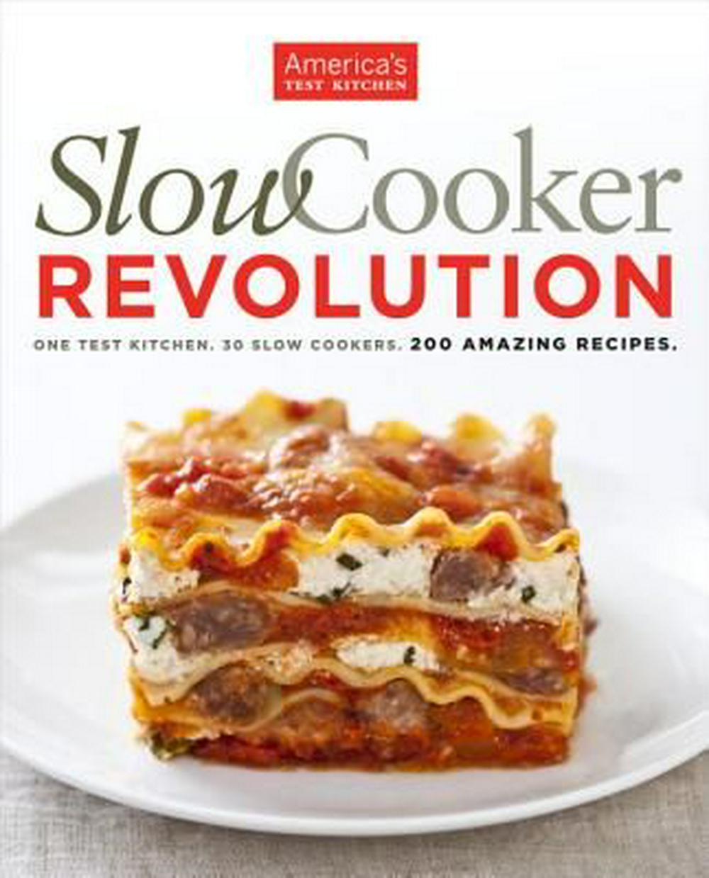 Slow Cooker Revolution by Editors at America's Test Kitchen, ISBN: 9781933615691