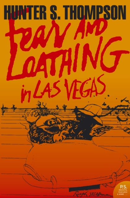 Fear and Loathing in Las Vegas by Hunter S. Thompson, ISBN: 9780007204496