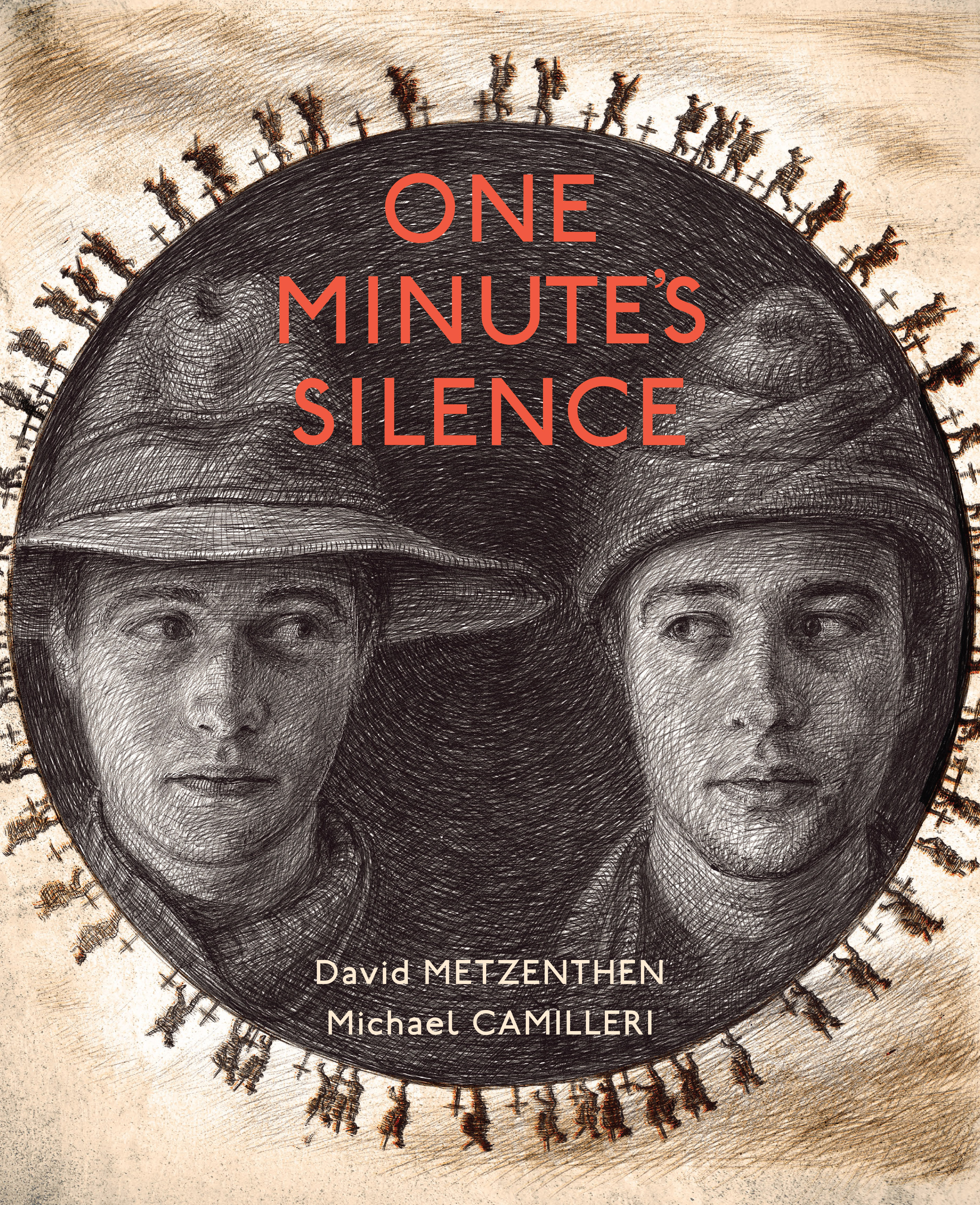 Cover Art for One Minute's Silence, ISBN: 9781743316245