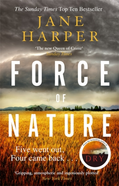 Force of Nature by Jane Harper, ISBN: 9780349142128