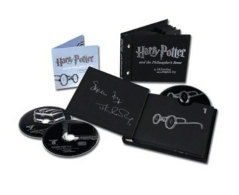 Harry Potter and the Philosopher's Stone: Collector's CD Edition