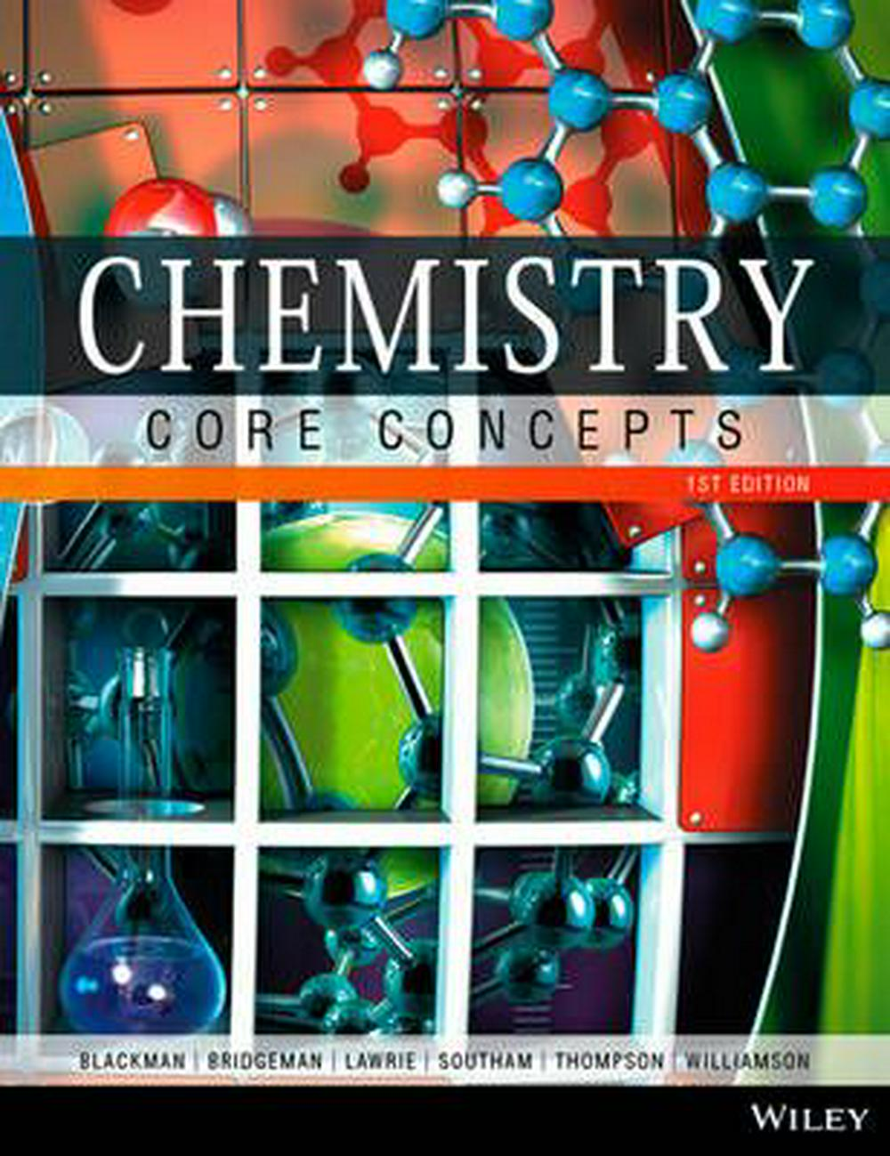 ChemistryCore Concepts 1st Edition