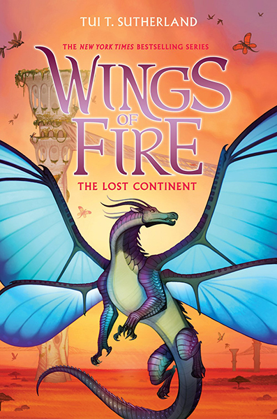 Wings of Fire: Book 11
