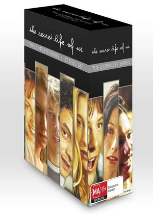 The Secret Life of Us - Complete Series - 25-DVD Box Set [ NON-USA FORMAT, PAL, Reg.0 Import - Australia ]