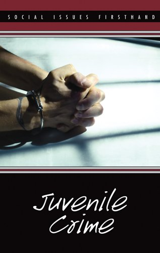 Juvenile Crime by Jill Hamilton, ISBN: 9780737743876