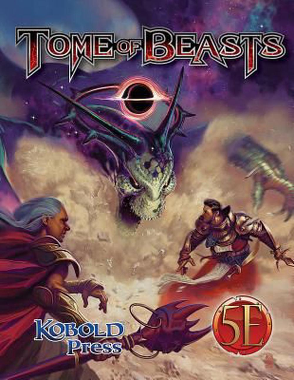 Tome of Beasts by Wolfgang Baur, ISBN: 9781936781560