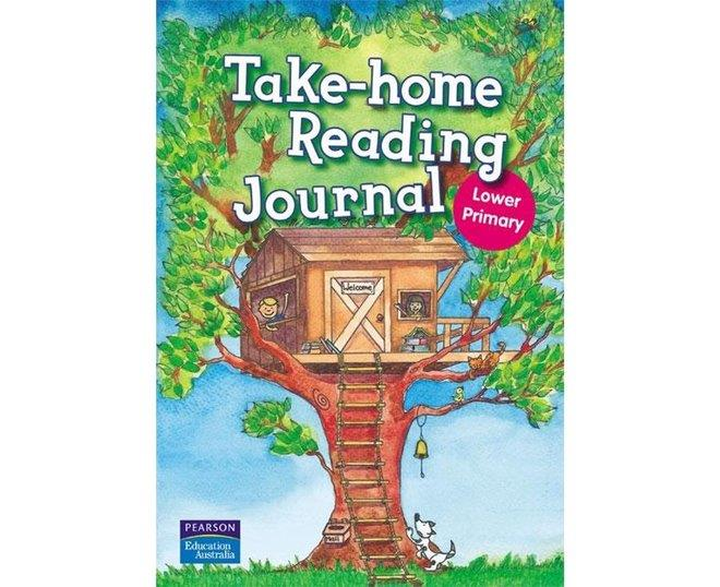 Take-Home Reading Journal Lower Primary (Journal Only)