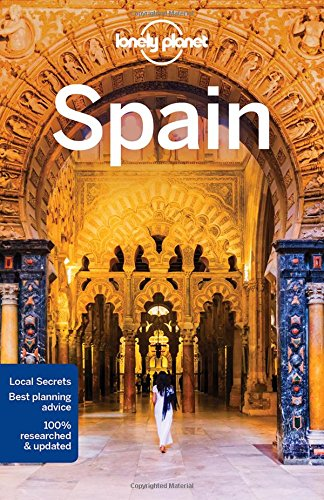 Lonely Planet SpainTravel Guide