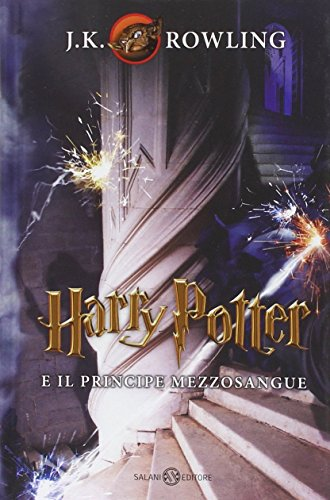 Harry Potter 6 e il principe mezzosangue by Joanne K. Rowling, ISBN: 9788867158171