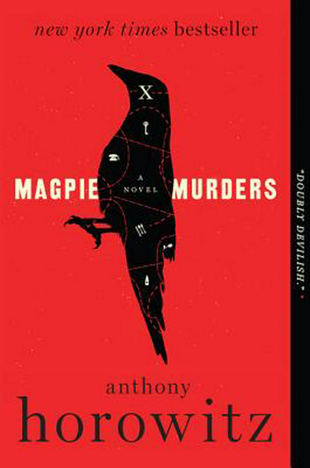 Magpie Murders by Anthony Horowitz, ISBN: 9780062645234