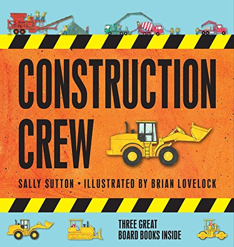 A Construction Crew Boxed Set
