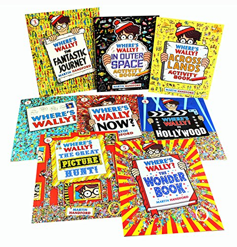 Wheres Wally - The Worldwide Wow Pack
