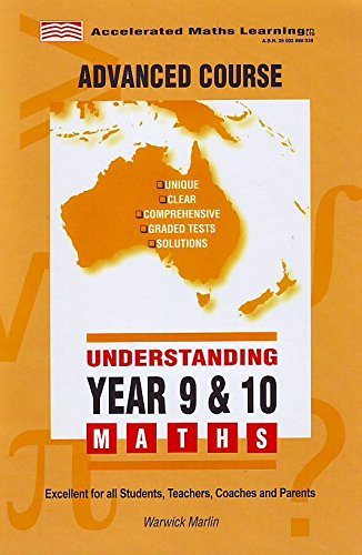 Understanding Maths: Year 9 and 10: Advanced Level