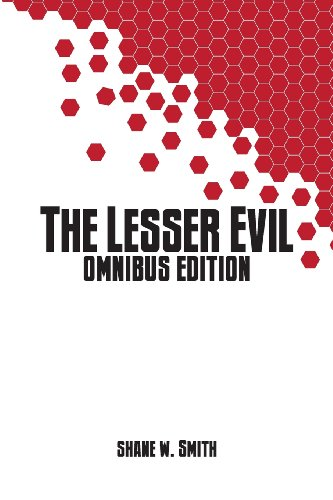 The Lesser Evil, Omnibus Graphic Novel by Shane W. Smith, ISBN: 9781927384107