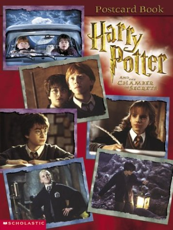 Harry Potter Postcard Bk #2