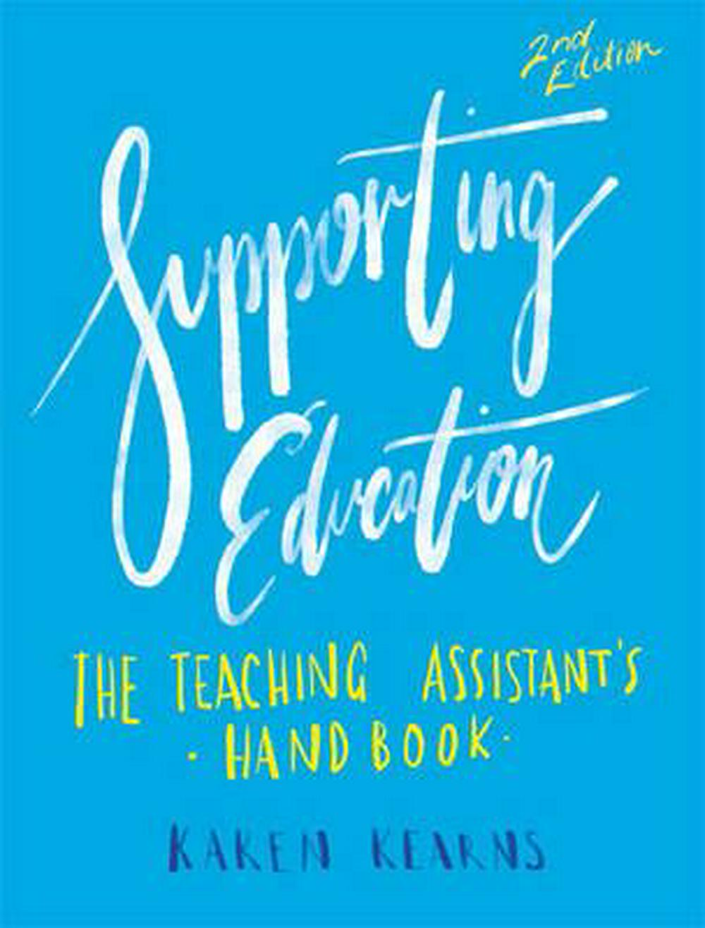 Supporting Education by Karen Kearns, ISBN: 9780170364379