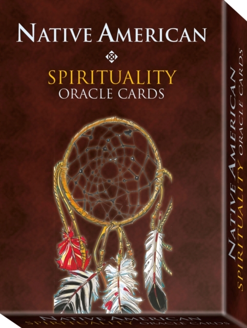 Native American Spiritualit Oracle Cards