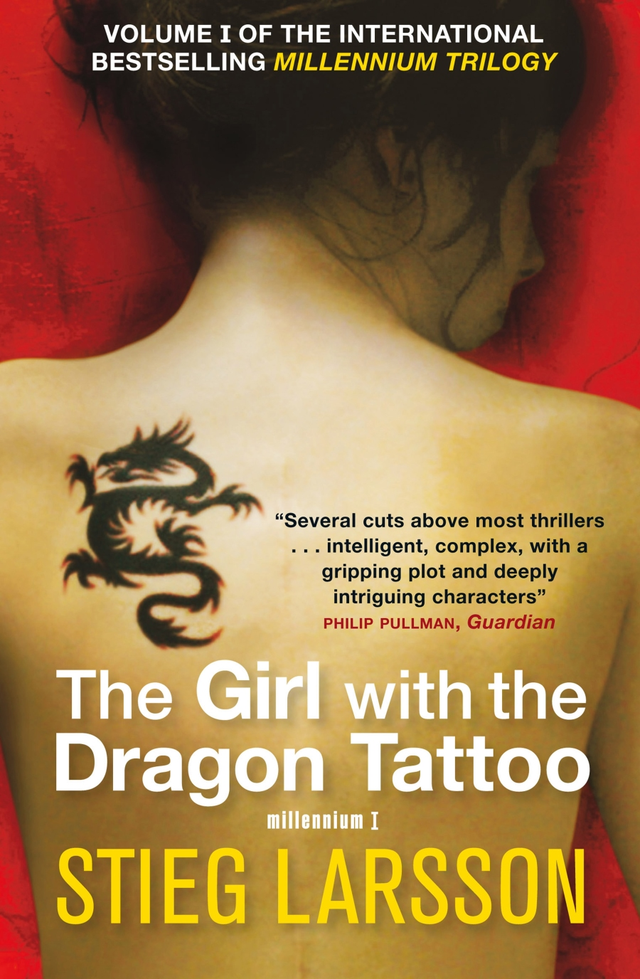 Cover Art for The Girl with the Dragon Tattoo, ISBN: 9781847245458
