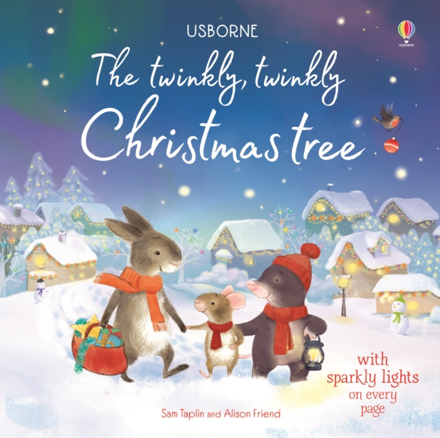 The Twinkly Twinkly Christmas TreeUsborne Twinkly Books